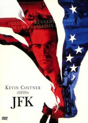 jfk - kevin costner - 1991 - DVD