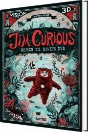 jim curious rejser til havets dyb - bog
