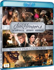 labyrinten til troldkongens slot // the dark crystal // mirrormask - Blu-Ray