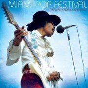 jimi hendrix - miami pop festival - cd