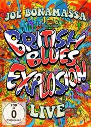 joe bonamassa - british blues explosion live - DVD