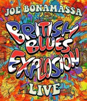 joe bonamassa - british blues explosion live - Blu-Ray