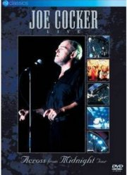 joe cocker - across from midnight tour - DVD
