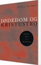 jødedom og kristustro - bog