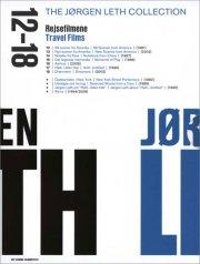 jørgen leth boks 3 - rejsefilmene - DVD