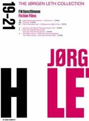 jørgen leth boks 4 - fiktionsfilmene - DVD