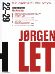 jørgen leth film collection - portrætfilmene - DVD