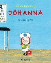 johanna besøger lægen - bog