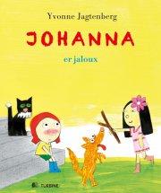 johanna er jaloux - bog