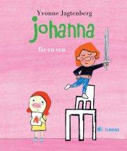 johanna får en ven - bog