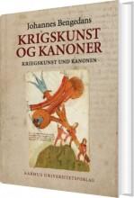 johannes bengedans' bøssemester- og krigsbog om krigskunst og kanoner - bog