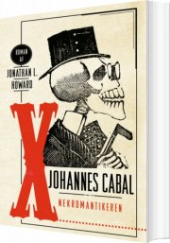 johannes cabal nekromantikeren - bog