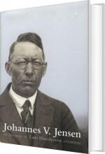 johannes v. jensen - bog