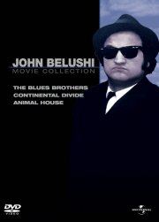 the blues brothers // animal house // continental divide - DVD