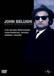 Billede af The Blues Brothers // Animal House // Continental Divide - DVD - Film