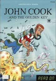 john cook and the golden key/and the cruel kidnapper, read on, tr 1 - bog