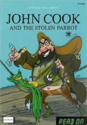 john cook and the stolen parrot /opens a restaurant, read on, tr 1 - bog