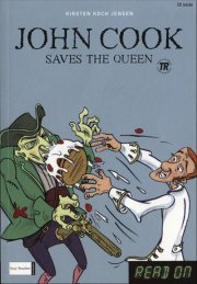 john cook saves the queen/john cook and the queen´s crown, read on, tr 1 - bog