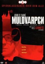 john le carres muldvarpen - del 1 - DVD