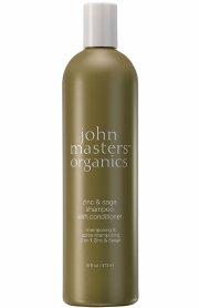 john masters organics zinc and sage shampoo med conditioner - 236 ml. - Hårpleje