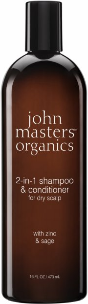 john masters organics zinc and sage shampoo med conditioner - 473 ml. - Hårpleje