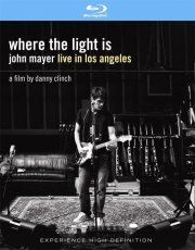 john mayer - where the light is - Blu-Ray