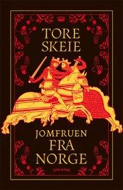 jomfruen fra norge - bog