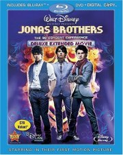 jonas brothers - disney - Blu-Ray