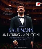jonas kaufmann - an evening with puccini - Blu-Ray