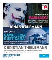 Image of   Jonas Kaufmann Mascagni: Cavalleria Rusticana - Leoncavallo: Pagliacci - Blu-Ray