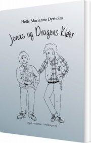 jonas og dragens kløer - bog