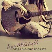 joni mitchell - live radio broadcasts - Vinyl / LP