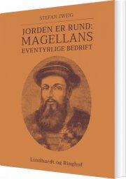 jorden er rund: magellans eventyrlige bedrift - bog