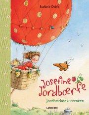 josefine jordbærfe - jordbærkonkurrencen - bog