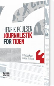 journalistik for tiden - bog