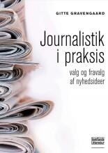 journalistik i praksis - bog
