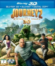 journey 2 - the mysterious island - 3D Blu-Ray