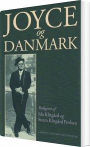 joyce og danmark - bog