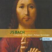 j.s. bach - messe h-moll [dobbelt-cd] - cd