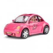 dukke med bil - judith og bobbel vw i gaveæske - Dukker