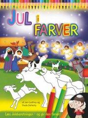 jul i farver - bog