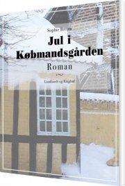 jul i købmandsgården - bog