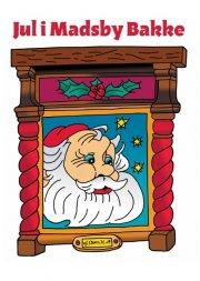 jul i madsby bakke - bog