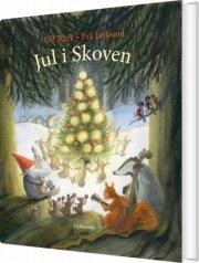 jul i skoven - bog