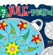 jule-mandala: blå - Kreativitet