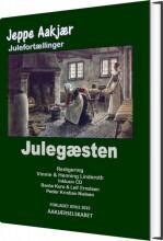 julegæsten - julefortællinger incl. cd - bog
