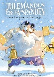 julemanden er på spanden - bog