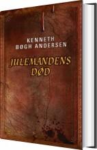 julemandens død - bog