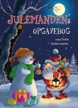 julemandens opgavebog med flotte klistermærker - Kreativitet