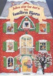 julen står for dør´n hos familien bjørn - bog